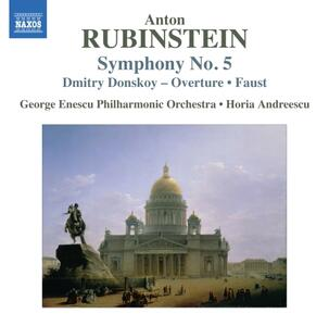 Musica orchestrale - CD Audio di Anton Rubinstein