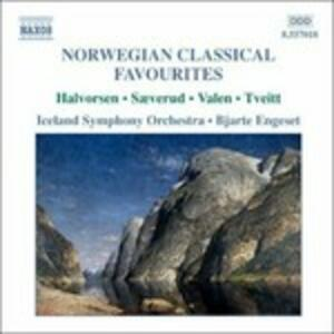 Norwegian Classical Favourites vol.2 - CD Audio