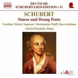 Lied Edition vol.31 - CD Audio di Franz Schubert,Ulrich Eisenlohr,Konstantin Wolff,Caroline Melzer