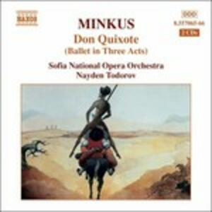 Don Chisciotte (Don Quixote) - CD Audio di Leon Minkus