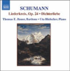 Lieder Edition vol.1: Liederkreis - Dichterliebe - CD Audio di Robert Schumann