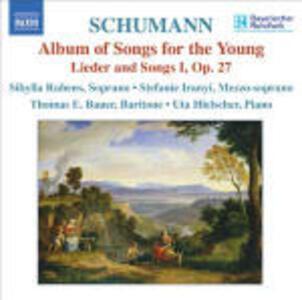 Lieder Edition vol.3 - CD Audio di Robert Schumann