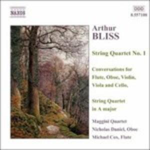 Musica da camera vol.1 - CD Audio di Sir Arthur Bliss