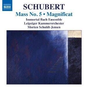 Messa n.5 - Magnificat - CD Audio di Franz Schubert