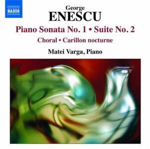 Sonata n.1 - Suites n.2, n.3 - CD Audio di George Enescu