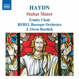 Stabat Mater - CD Audio di Franz Joseph Haydn