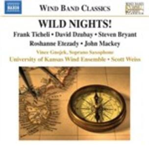 Wild Nights! - CD Audio