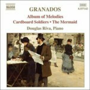 Opere per pianoforte vol.8 - CD Audio di Enrique Granados