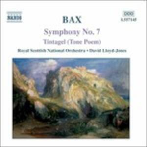 Sinfonia n.7 - Tintagel - CD Audio di Arnold Trevor Bax