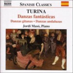 Piano Music 1 - CD Audio di Joaquin Turina