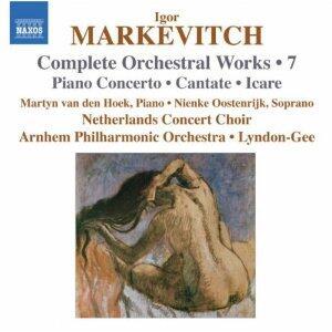 Musica per orchestra vol.7 - CD Audio di Igor Markevitch,Christopher Lyndon-Gee