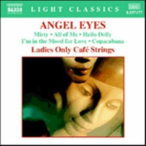 Angel Eyes - CD Audio