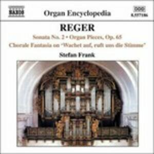 Opere per organo vol.5 - CD Audio di Max Reger,Ludger Lohmann
