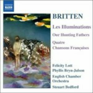 Orchestral Song-Cycles vol.1 - CD Audio di Benjamin Britten
