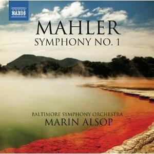 Sinfonia n.1 - CD Audio di Gustav Mahler,Marin Alsop