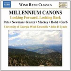 Millennium Canons - CD Audio di Kevin Puts