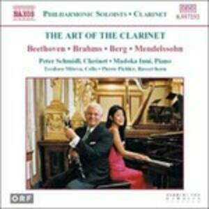 The Art of the Clarinet - CD Audio