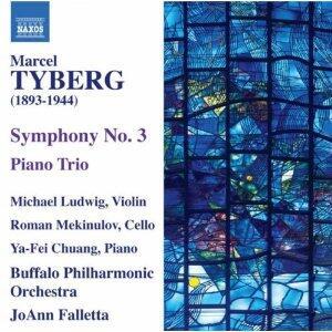 Sinfonia n.3 - Trio con pianoforte - CD Audio di JoAnn Falletta,Buffalo Philharmonic Orchestra,Marcel Tyberg