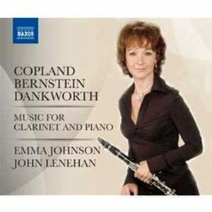 Sonate per clarinetto - CD Audio di Leonard Bernstein,Aaron Copland,Emma Johnson,John Lenehan,John Dankworth