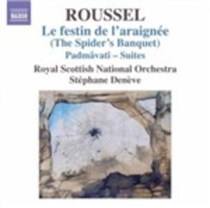 Le festin de l'araignée - CD Audio di Albert Roussel