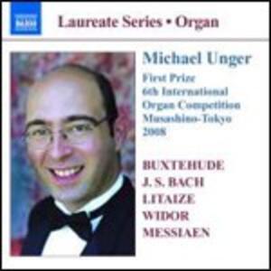 Laureate Series - CD Audio di Michael Unger