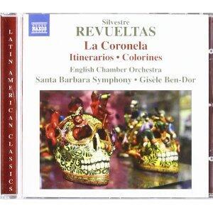 La Coronela - Itinerarios - Colorines - CD Audio di Silvestre Revueltas