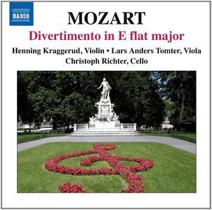 Divertimento K563 - Trio K Anh. 66 - CD Audio di Wolfgang Amadeus Mozart