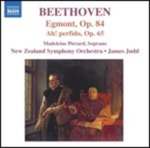 Egmont - CD Audio di Ludwig van Beethoven,New Zealand Symphony Orchestra,James Judd