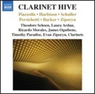 Clarinet Hive - CD Audio