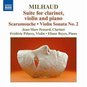 Musica da camera - CD Audio di Darius Milhaud
