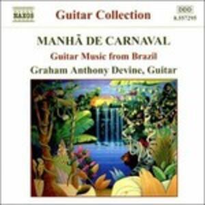 Manhã De Carnaval - CD Audio