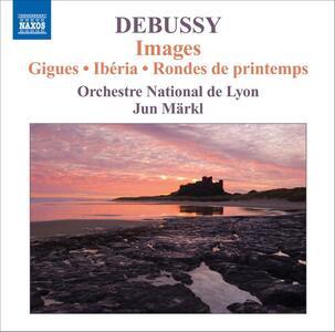 Musica per orchestra vol.3 - CD Audio di Claude Debussy
