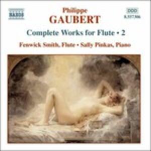 Musica per flauto vol.2 - CD Audio di Philippe Gaubert