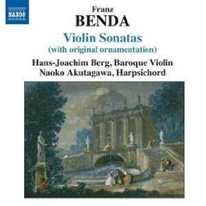 Sonate per violino n.10, n.14, n.23, n.28, n.32 - CD Audio di Frantisek Benda