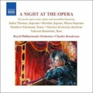 A Night at the Opera - CD Audio