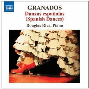 Danze spagnole - Musica per pianoforte vol.1 - CD Audio di Enrique Granados