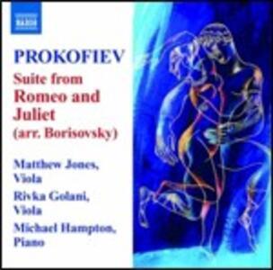Romeo e Giulietta - CD Audio di Sergej Sergeevic Prokofiev