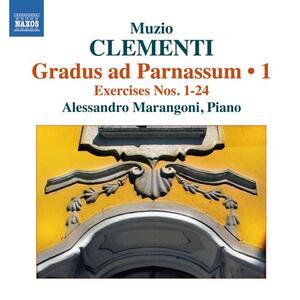 Gradus Ad Parnassum vol.1 - CD Audio di Muzio Clementi,Alessandro Marangoni