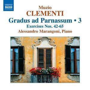 Gradus Ad Parnassum vol.3 - CD Audio di Muzio Clementi