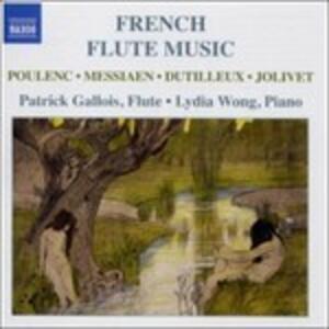 Musica francese per flauto - CD Audio