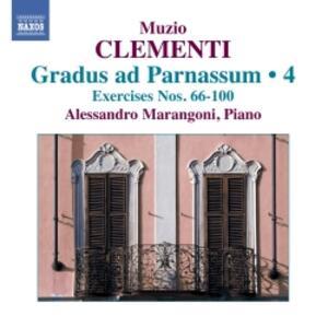 Gradus Ad Parnassum op.44 vol.4 - CD Audio di Muzio Clementi