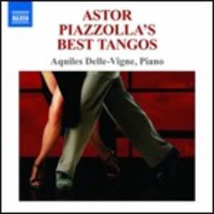 Best Tangos. I migliori tanghi - CD Audio di Astor Piazzolla