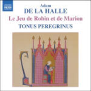 Le Jeu de Robin et de Marion - CD Audio di Adam De La Halle