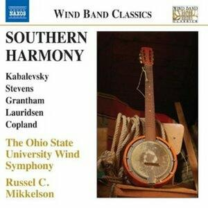 Southern Harmony - CD Audio