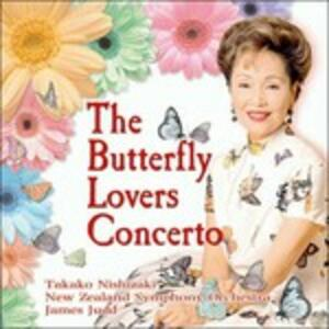 The Butterfly Lovers Concerto - CD Audio di Zhanhao He,Gang Chen