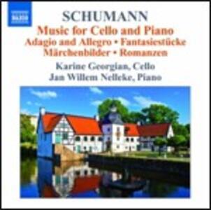 Adagio e Allegro op.70 - Fantasiesücke - Romanze op.94 - CD Audio di Robert Schumann