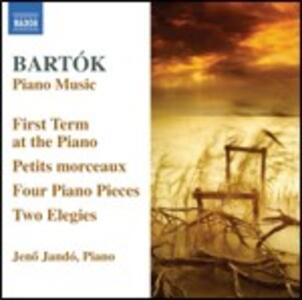 Musica per pianoforte vol.6 - CD Audio di Bela Bartok,Jeno Jandó