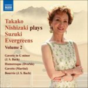 Suzuki Evergreens Vol.2 - CD Audio