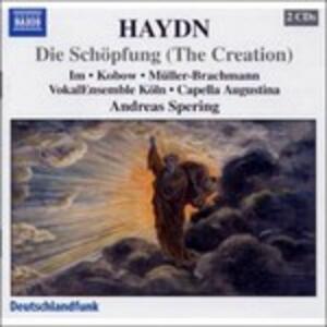 La Creazione (Die Schöpfung) - CD Audio di Franz Joseph Haydn