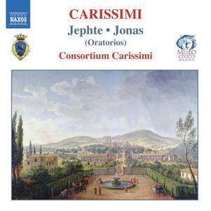 Jephte - Jonas - CD Audio di Giacomo Carissimi